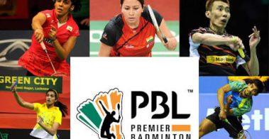 Premier Batminton League 2017